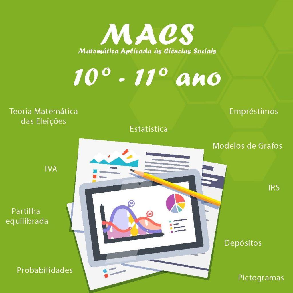 Explicações de MACS do 10º e 11º ano